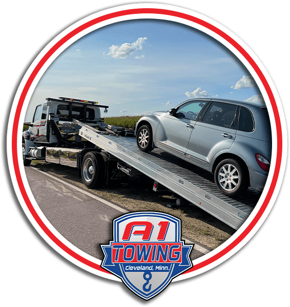 #1 Towing in Nicollet, Blue Earth, and Le Sueur County MN